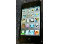 Ipod Touch - 32gb 4th generation