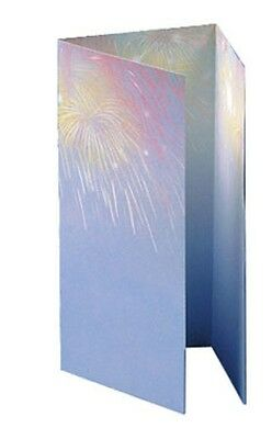 Make Your Own Fireworks (Decadry 25 Tri Fold Fireworks Design Menu Cards Make your Own Party)
