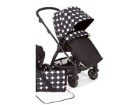 Mamas and Papas sola pushchair suitable from birth