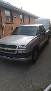 2004 Chevrolet Silverado 1500 Ext Cab short box