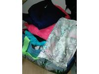 Large bag full of ladies clothes, size 10