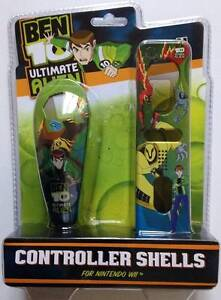 Wii/Wii U Ben 10 Ultimate Alien Controller Shells Seaton Charles Sturt Area Preview