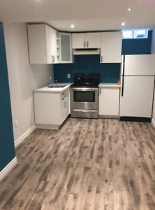 Basement apartment in Thornhill available ASAP