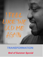 End of Summer Special - Your Transformation - You Choose