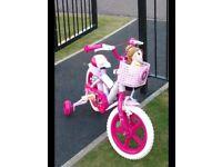 "Kids Bike 14"" inch"