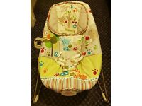 Fisher Price - Woodsy Friends Bouncer (2 available)