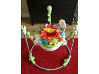Fisher Price baby jumperoo