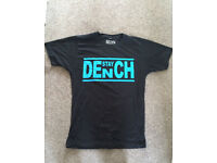 Men's small Stay Dench t-shirt by lethal bizzle