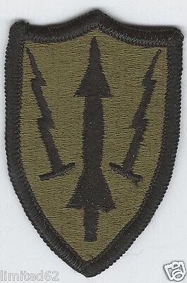 Army Air Defense Command - ARADCOM - Shoulder Sleeve Insignia Class C Army Shoulder Sleeve Insignia