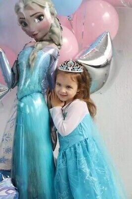 ***Free Gift Elsa Frozen Baby Girls Fancy Dress - Frozen Baby Kostüme