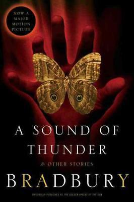 A SOUND OF THUNDER AND OTHER STORIES - BRADBURY, RAY - NEW PAPERBACK