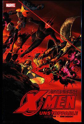 Astonishing X-Men Unstoppable #1 US Marvel TPB Emma Frost Jean Grey ! NEU NM