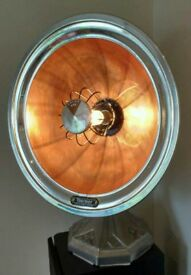 Art Deco Heat Lamp Rare