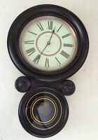 Reduced!!Smith & Ives wall clock