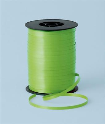 Lime Green Curling Ribbon 500m
