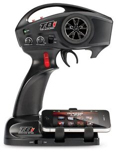Traxxas T-Maxx 3.3 *TQi 3-Channel Radio w/iPhone Docking Base * 2.4GHz 6510 Revo