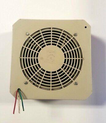 Hoffman Enclosures Tfp101ul12 Fan 115 Vac .70 Amps 5060 Hz Ul Type 12 Used