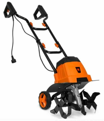 WEN (TC0714) 7-Amp 14.2-Inch Electric Tiller and Cultivator, new free shipping
