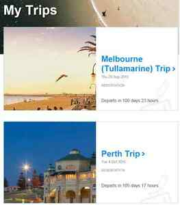 *MUST SELL* Return Flights Perth-Melbourne: Grand Final Weekend! North Perth Vincent Area Preview