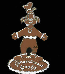 Disney Auctions Gingerbread Set of Trading Pins LTD ED 100 Cambridge Kitchener Area image 1