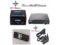 ✦600 MHZ OPENBOX V8S HD✦WITH 12 MONTHS CHANNELS PLUG AND PLAY✦Genuine OpenBox✦