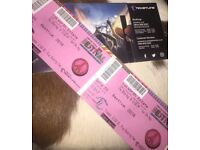 2X WEEKEND CAMPING BESTIVAL TICKETS - STUDENT