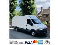 MAN AND VAN *HOUSE REMOVALS* 07 934 301 825