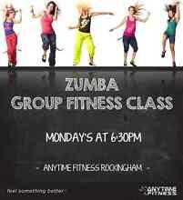ZUMBA CLASSES at Anytime Fitness Rockingham Rockingham Rockingham Area Preview