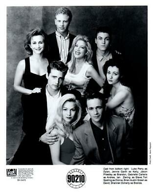Beverly Hills 90210 Original 1993 Photo Shannen Doherty Luke Perry Tori Spelling