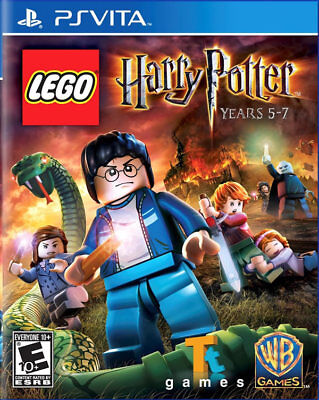 Lego Harry Potter: Years 5-7 PSV New PlayStation Vita, playstation_vi
