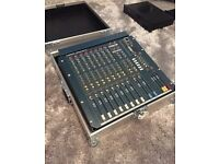Allen & Heath PA System Mixer with Case