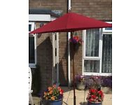 PARASOL WITH STAND