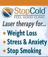 Quit Smoking and Vaping with Laser Therapy