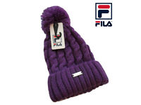 Joblot 50x FILA branded bobble hat. Wholesale Clearance Stock Brand New