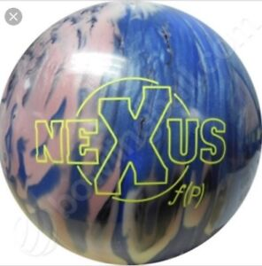 New Brunswick Bowling ball