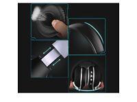 Bluetooth Headphones B19, Wireless Foldable Stereo