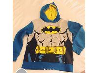 Batman bundle Age 5-6