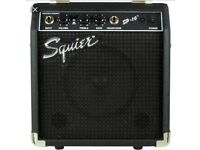 Squier SP-10 watt electric guitar amp