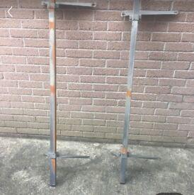 Citroen van roof rack