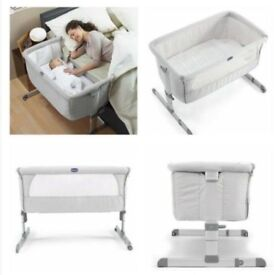 Chicco Next2Me Bed-side crib