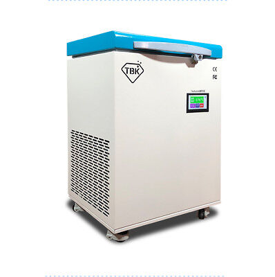 -175℃ Frozen LCD Separator Machine High Efficient Curved Screen Repair 220V