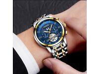 LIGE Automatic Mechanical Watch