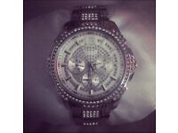 Ladies Stunning Diamanté Guess Watch