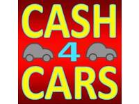 All unwanted cars wanted free collection