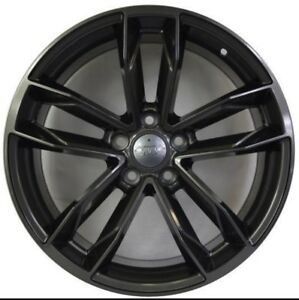 18 inch AUDI Rims Wheels & Tires  like new, no scratches