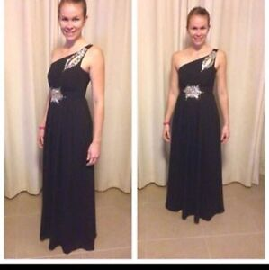 Brand new black formal / evening dress Highland Park Gold Coast City Preview