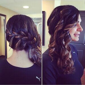 Hairstylist for your wedding day Stratford Kitchener Area image 10