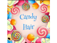 Candy Hair LA weave Technician