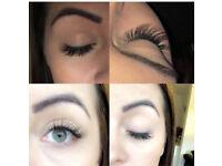 Individual eyelash extensions💜 £20