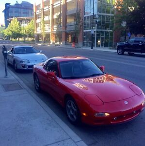 1993 RX7 Twin Turbo - LHD Touring